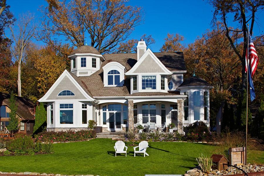 Home Exterior Redesign