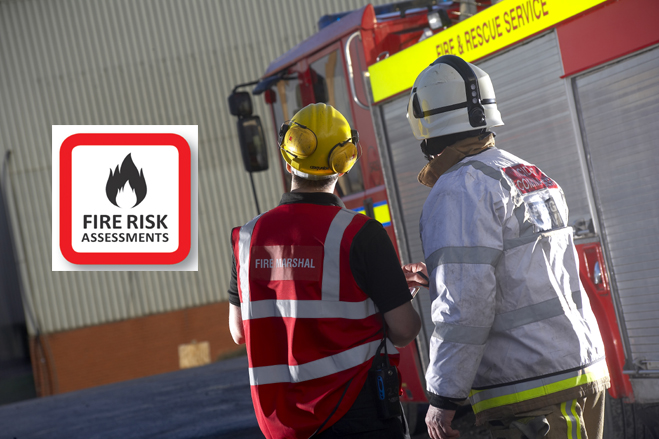 Fire Risk Assessments for a HMO1