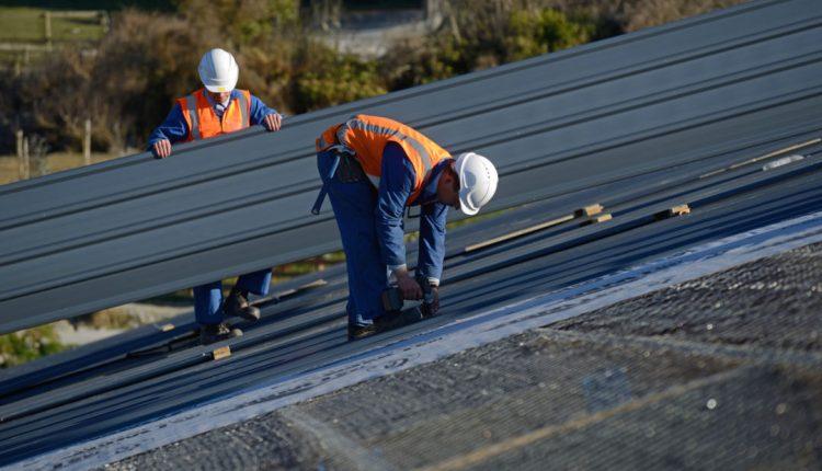 Repairing vs. Replacing Industrial Roofs