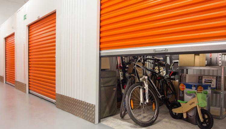 rent storage units in Wolverhampton